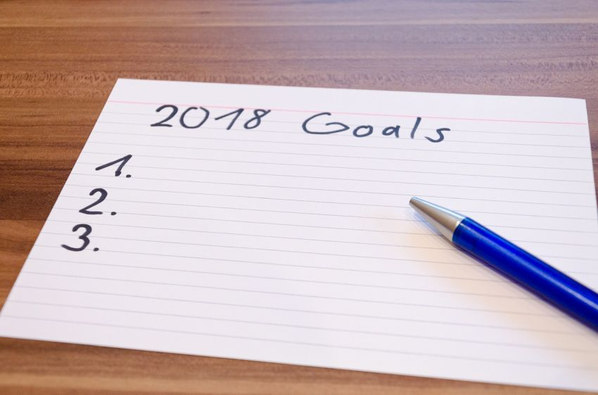 8 New Year's Resolutions for a Healthy 2018