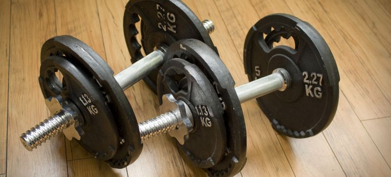 Advancing Age No Excuse to Skip Weights
