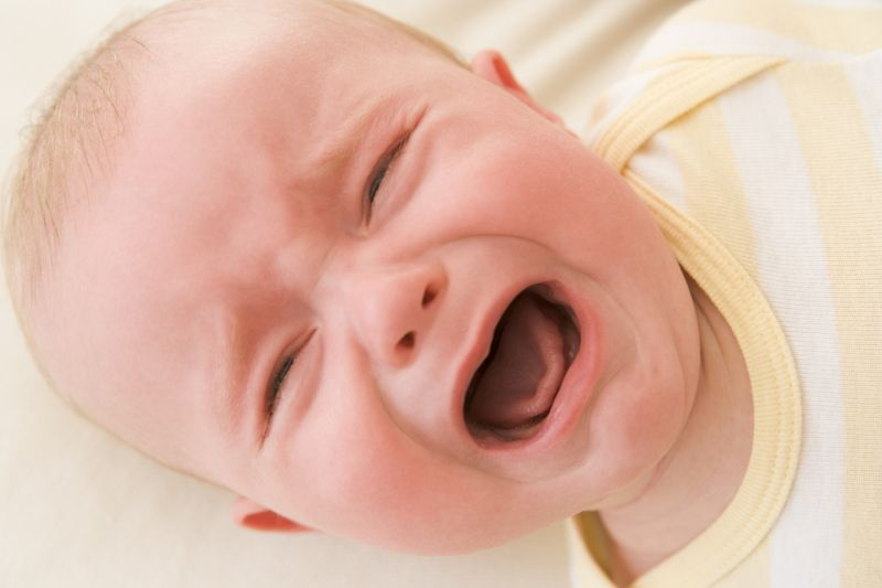 Causes of Colic a Health-Care Conundrum