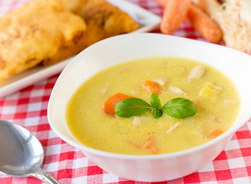 Chicken Soup Could Be Sole Remedy for Some