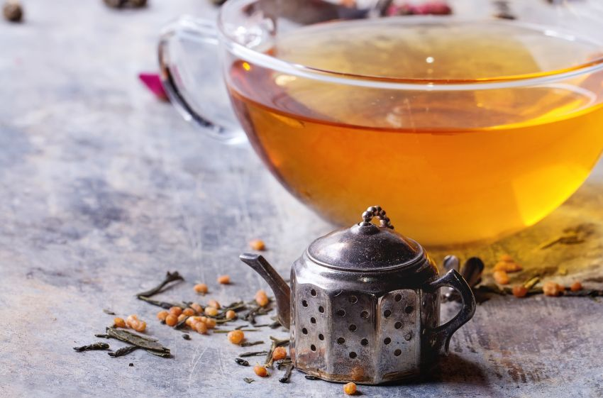 Drinking More Tea Is a Healthy Alternative