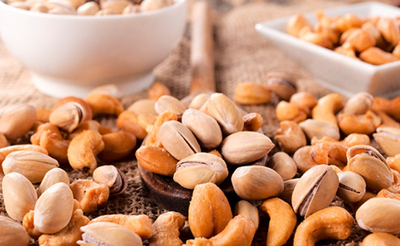 Eating Nuts for Our Health Not a Nutty Idea