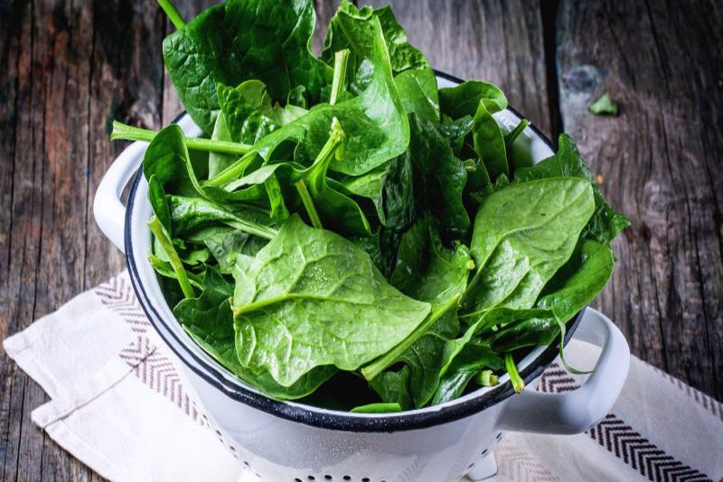 Let Spinach Put Some Pop(eye) in Your Diet