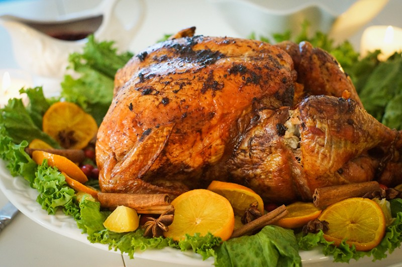 Make Thanksgiving Dinner a Nutritious Feast