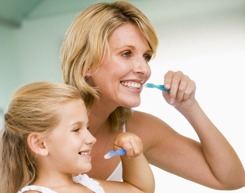 Promoting Children's Dental Health