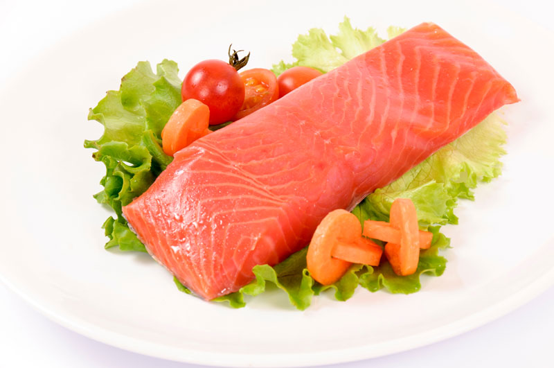 Salmon Oil's Benefits Not Just Another Fish Story