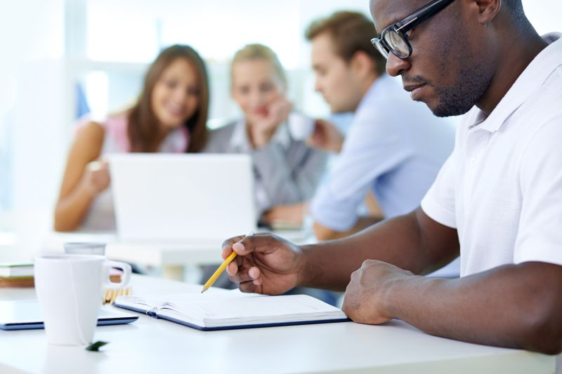 Staying Focused Means Concentrating on What You Eat