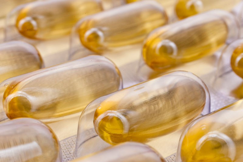 Three Key Components of Omega-3 Fish Oils
