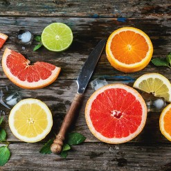 Citrus Fruits a Boon to Our Immunity