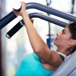 The Woman's Workout - Making the Most of Your Gym Time
