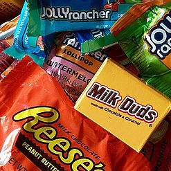 Treat Moderation as the Trick with Halloween Candy