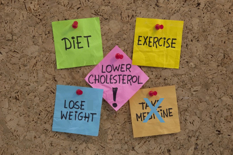 Tips to Lower Cholesterol Without a Lifestyle Overhaul