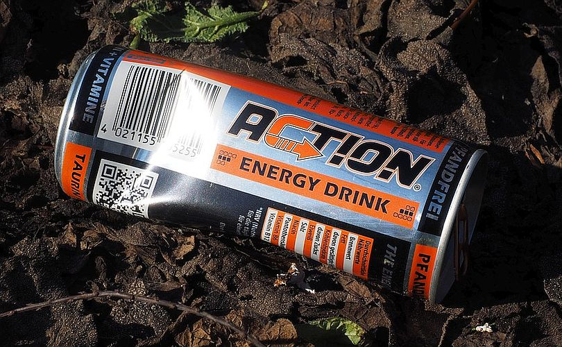 What's in My Energy Drink?