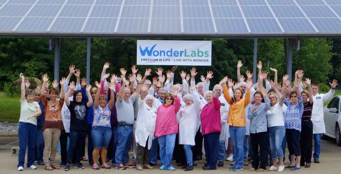 The WonderLabs Team